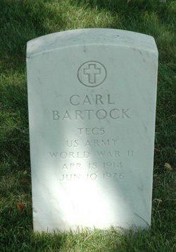 Carl Bartock