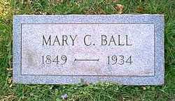 Mary Catesby <i>Beall</i> Ball