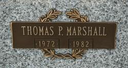 Thomas P Marshall