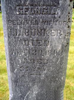 Georgia Willa <i>Jewett Chamberlain</i> Bunker