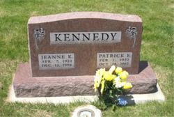Jeanne <i>Knutzen</i> Kennedy