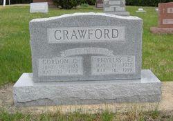 Phyllis E <i>Blunk</i> Crawford