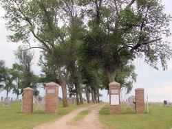 Galva Township Cemetery - East