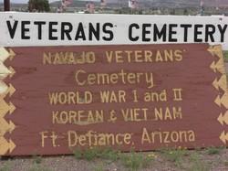 Fort Defiance Veterans Memorial Cemetery