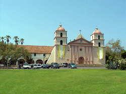 Mission Santa Barbara Cemetery