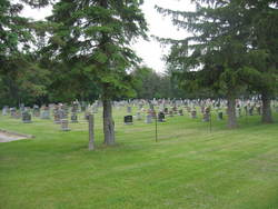 Wideman Mennonite Cemetery