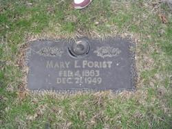 Mary Lucille <i>Pettis</i> Forist