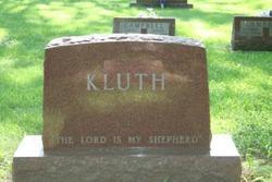 Harry Walter P Kluth