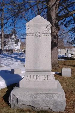 Bertha <i>Bowerman</i> Aldridge