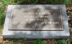 Luchion Bacon