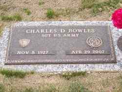 Charles Donald Bowles
