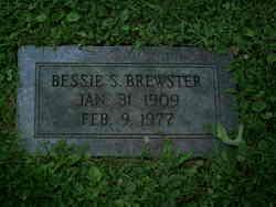 Bessie S. Brewster