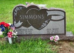 Thomas Earl Simmons