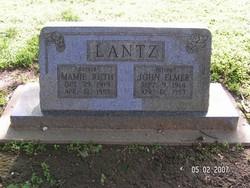 Mamie Ruth <i>Seagrove</i> Lantz
