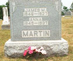 Susan Anna <i>Summers</i> Martin