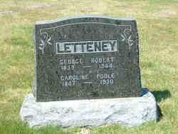 Caroline <i>Poole</i> Letteney