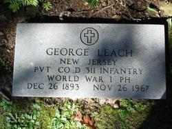 George Leach