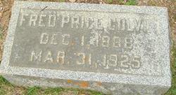 Fred Price Colvin