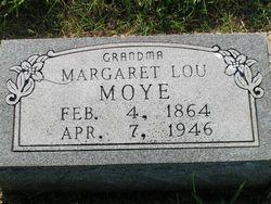 Marguerite Louise <i>Andres</i> Moye