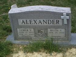 Daisy Ruth <i>Skinner</i> Alexander