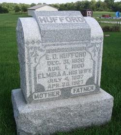 Elmira Ann <i>Hopwood</i> Hufford
