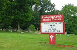 Kimberlin Creek Baptist Cemetery