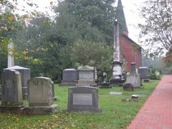 Saint Matthews Episcopal Church Cemetery