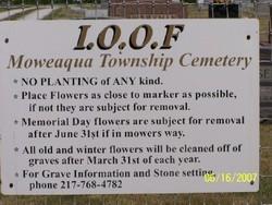 IOOF Moweaqua Township Cemetery