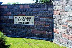 Saint Francis de Sales Cemetery #2