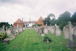 Wallington, Bandon Hill Cemetery