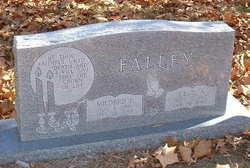 Cecil A. Falley