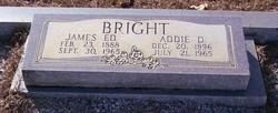 Addie D. Bright
