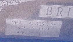 Noah Albert Bright, Sr
