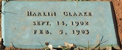 Harlan Clarke