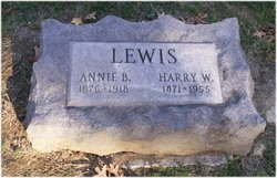 Annie B. Lewis