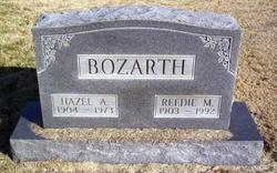 Reedie M Bozarth