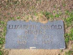 Elizabeth Arnold Rogers