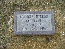 Frances Herron Copeland