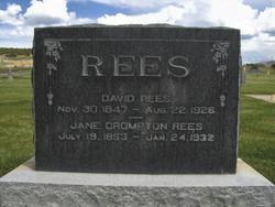 Jane <i>Crompton</i> Rees