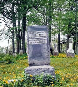 Butcher Cemetery