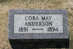 Cora May Anderson
