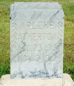 Arlene Atherton