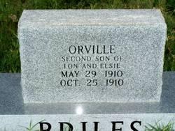 Orville Briles