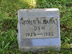 Dr John W. Nara