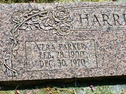 Vera Mae <i>Parker</i> Harris