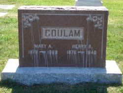 Mary Ann <i>Jackson</i> Coulam