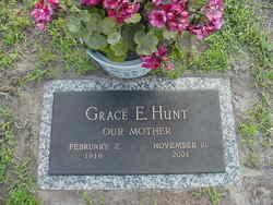 Grace E. Hunt