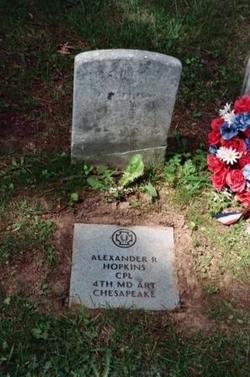 Cpl. Alexander R. Hopkins