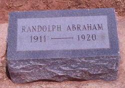 Randolph Abraham