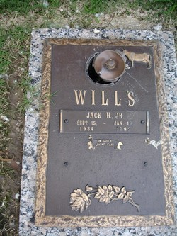 Jack H. Wills, Jr